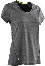Kalenji Run Light Women's Running T-Shirt - Grey