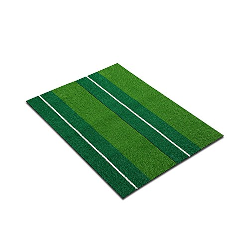ZhuFengshop Launch Pad Golf Practice Mat Fairway Mini-tapijt Golf Che Unisce Fairway realistische binnenruimte, outdoor, kantoor