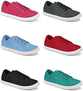 Aura Women Casual Shoes Sneakers Pack of 3