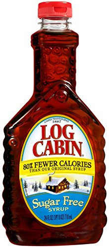 Log Cabin Syrup Sugar Free  24 Ounce