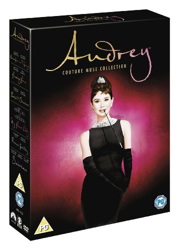 The Audrey Hepburn Collection - Breakfast At Tiffanys, Funny Face, Paris When It Sizzles, My Fair Lady, Roman Holiday, Sabrina [UK Import]