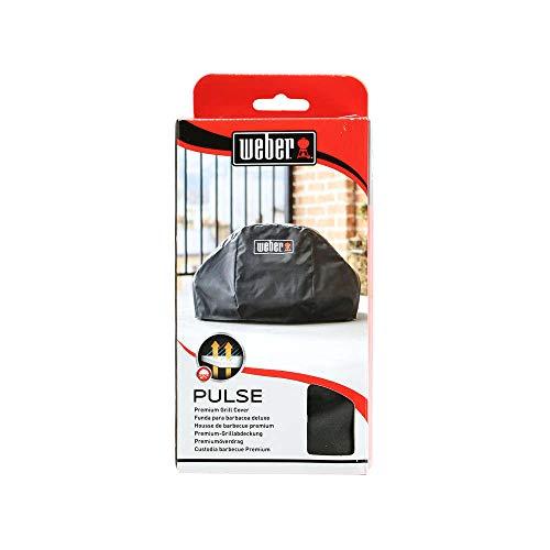 Weber 7140 Housse de Protection Noir 25,7 x 6,4 x 30,7 cm