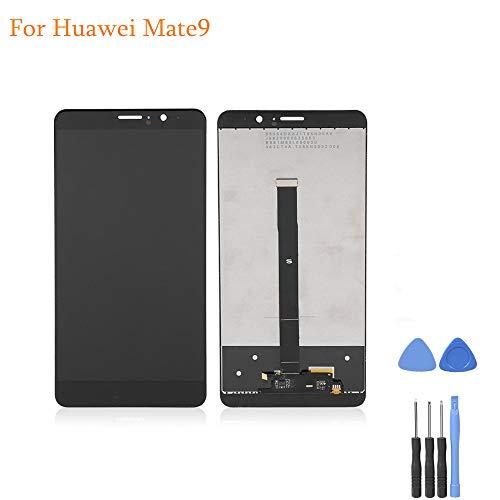 Tosuny Huawei Mate 9 vervangend scherm voorgemonteerd vervangend display complete set montagetool LCD vervangend touchscreen