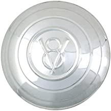 V8 3-Ring Style Hubcap, Fits 1932 Ford