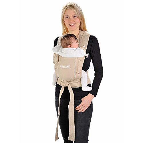 Bondolino Babytrage inklusive Bindeanleitung, Slim-fit