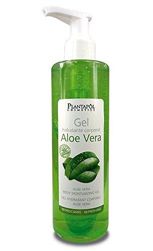 Planta Pol Gel hidratante corporal aloe y agua marina 250 ml. 1 Unidad 500 g