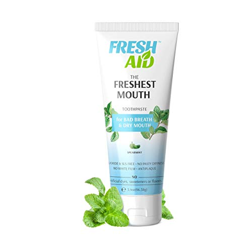 Best Natural Toothpaste for Fresh Breath