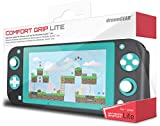 dreamGEAR Comfort Grip Lite - Ergonomic Grip Case - Compatible with Nintendo Switch Lite