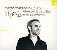 Mon Petit Caprice: Piano Works From Peches De by MARCO MARZOCCHI