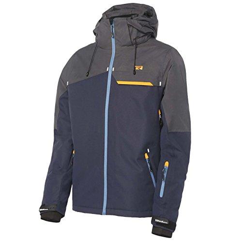 Rehall Herren DropR Snowjacket Jacke, Magnet Wax, S