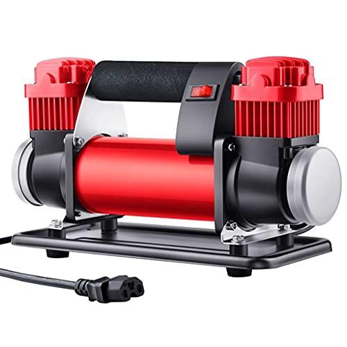 Bomba De Aire Portátil para Automóvil 780 Inflador De Neumáticos Digital De Alta Presión De Doble Cilindro para Globos De Bicicleta Y Otros Inflables para compresores de Aire