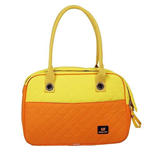 TOMSSL Transporttasche for Hunde Anti-Quetsch-Transporttasche for Haustiere Katzentasche Transporttasche for Hunde