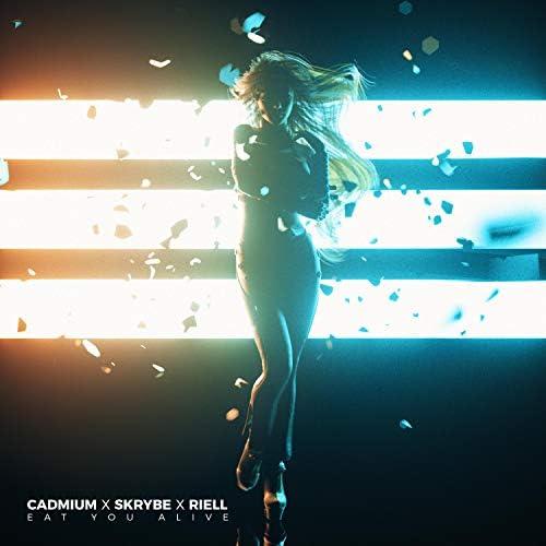 Cadmium, Skrybe & RIELL