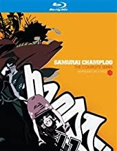 SAMURAI CHAMPLOO - COMPLETE SERIES BOX SET - BLURA