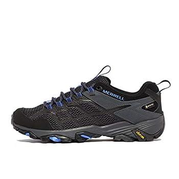 Merrell Moab FST 2 GTX, Chaussures de Loisirs et de randonnée pour Femmes, Black/Granite (Multicolor), 38 EU