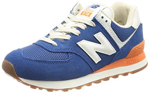 New Balance WL574VA2_40, Zapatillas Mujer, Blue, EU