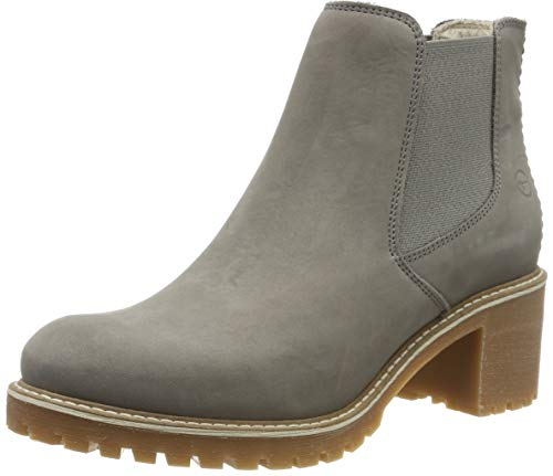 Tamaris Damen 1-1-25447-23 Chelsea Boots, Grau (Light Grey 254), 38 EU