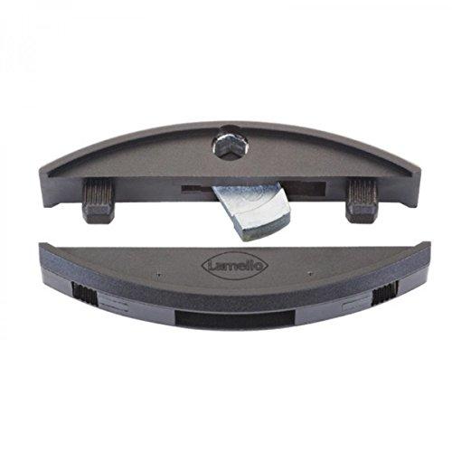 Lamello 145372 Clamex P-10 Verbinder, Inhalt 80 Paar, schwarz