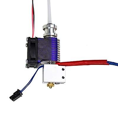 Genuine E3D V6 Volcano HotEnd Kit for 3D Printer (1.75mm) (Bowden, 12V)