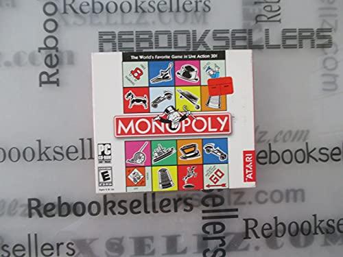 Monopoly 3 (Jewel Case) - PC