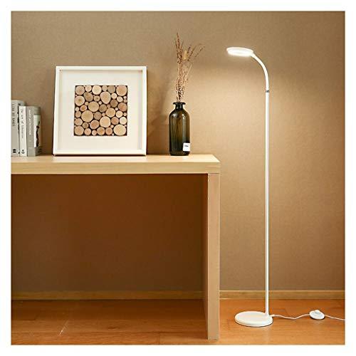 ZGP-LED Luces de piso Aprendizaje de la lámpara LED de suelo LED de la lámpara moderna de la tabla vertical de la lámpara de la sala dormitorio Protección Eye Study lámpara de lectura Nivel de energía