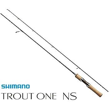 シマノ(SHIMANO) トラウトロッド トラウトワン NS S53UL