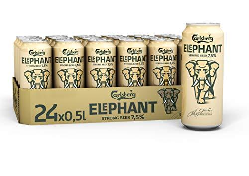 Carlsberg Elephant Bockbier, Dose Einweg (24 x 0.5 l)