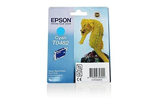 C13T04824010 Epson Stylus Photo R300 Tinta cian