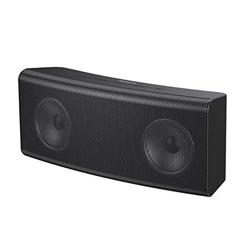 YR Altavoz portátil Bluetooth inalámbrico con 6W Sonido estéreo, estéreo 3D de...