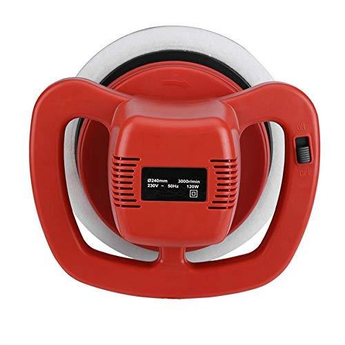 WCY Autopolierwachsmaschine Overseas Auto Polierer 10 Zoll-Auto Elektro-Epilation Buffing Maschine Auto Polierer Oberflächenreinigung Auto Buffing yqaae
