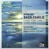バッハ一族の音楽 BACH FAMILY (MUSIC OF THE)