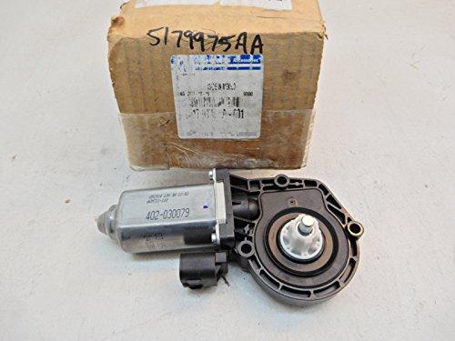 Mopar 5179975AA New Window Motor
