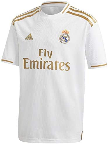 adidas Kid's Real Madrid Home Jersey 2019-20