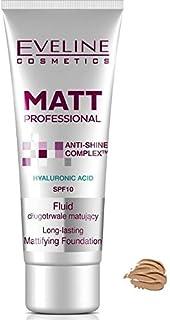 Eveline Cosmetics Matt Professional ,41 Medium Biege