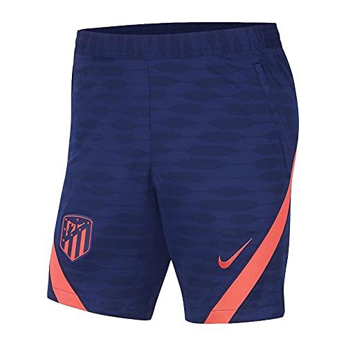 Nike - Atlético de Madrid Temporada 2021/22 Pantalón Corto Other Entrenamiento, M, Hombre