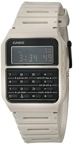 Casio Data Bank Quartz Watch with Resin...