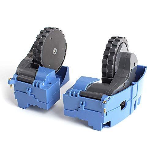 aikeec Drive Wheel Module Compatible with iRobot Roomba 500/600/700/800/900 Series 1 Pair of Left/Right