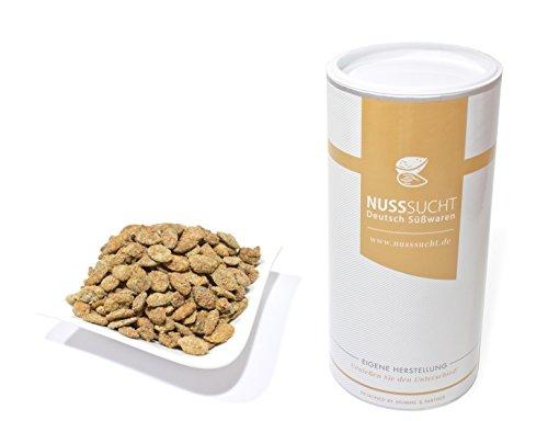 Gebrannte Kürbiskerne | Inhalt: 500g | ohne Zusatz- und Konservierungsstoffe | mit wenig Zucker