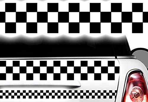 HR-WERBEDESIGN Autocollant Sticker Drapeau de la série Race Turbo Flag avec Motif Taxi XXX