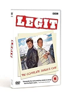 Legit - The Complete Series One