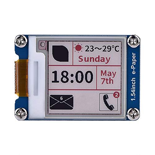 Pantalla de visualización sin luz de fondo Opción ideal Etiqueta de estante de bajo consumo de energía