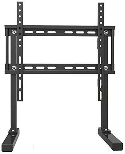 TV Rack Stand Wall Soporte de Pared TV Mesa de Soporte Pedestal Soporte LCD/LED TV 26-50 Altura Ajustable TV Monte Stands TV Rack Alysays