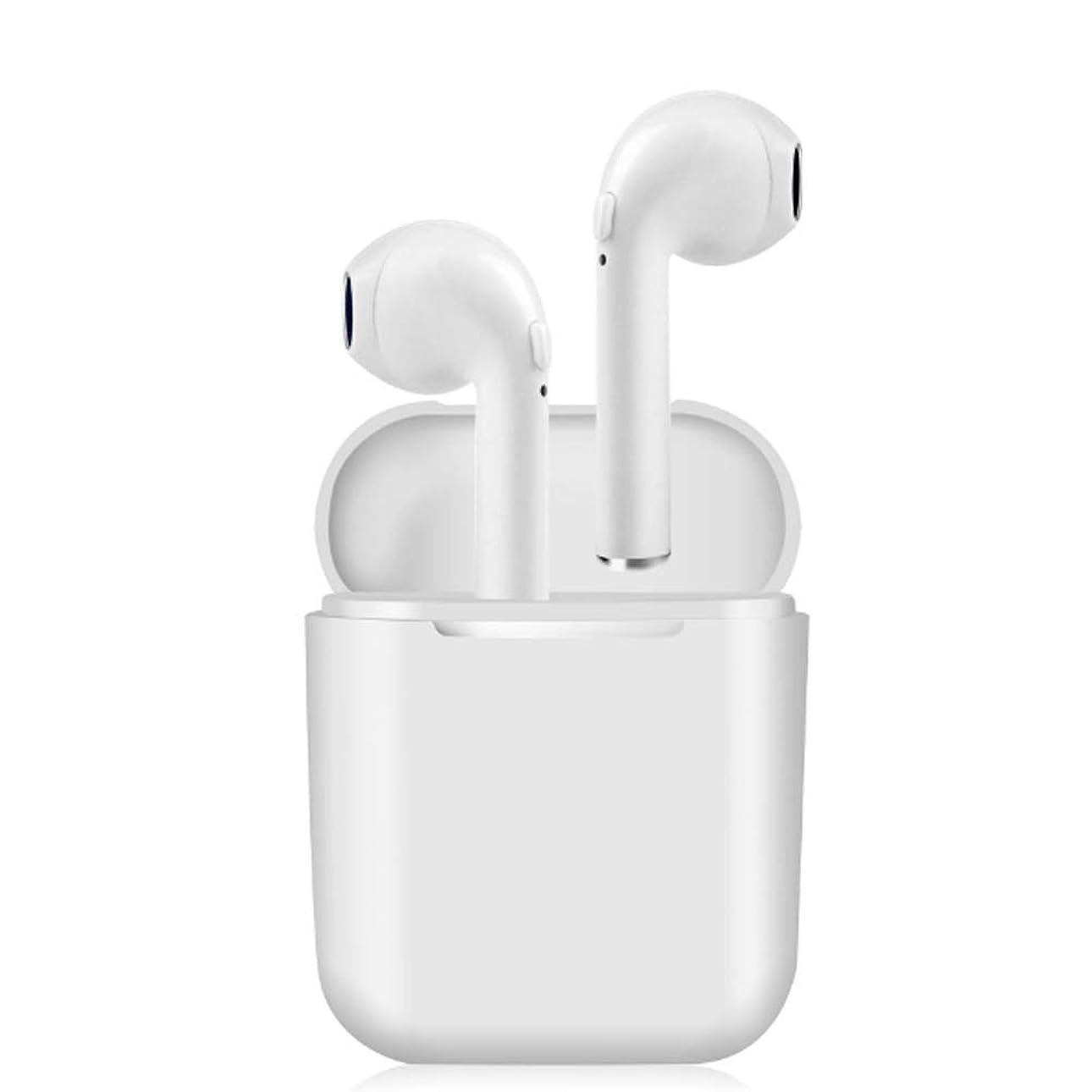 固執改善ダメージCangad 2019最新版 Bluetooth イヤホン 完全 ワイヤレス イヤホン i11 TWS ワンボタン設計 ペアリングは自動 左右分離型 片耳&両耳対応 充電式収納ケース搭載 ノイズキャンセリング マイク付き 高音質 超軽量 電式収納ケース搭載ノイズキャンセリング iPhone&Android対応