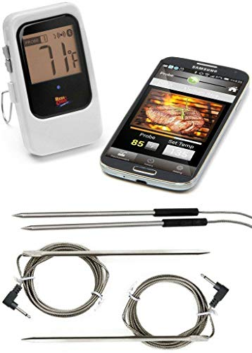 Maverick ET-735 Wireless BBQ Turkey Thermometer - Includes 2 Additional 6-Foot...