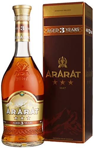 Armenian Brandy Ararat 3 Jahre alt 40% vol. 0,5 L