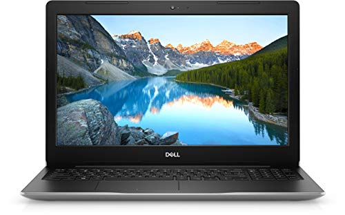 Dell Inspiron 3593 15.6' (39.62cms) FHD Laptop (10th Gen Core i3-1005G1/8GB/1TB HDD/Windows 10 Home + MS Office/Intel HD Graphics), Platinum Silver