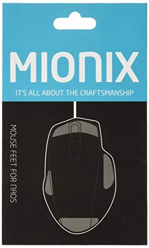 【国内正規品】 交換用マウスソール Mionix Glide for Naos series Mionix Naos7000,8200対応 1セット ACC-NAOS-FEET