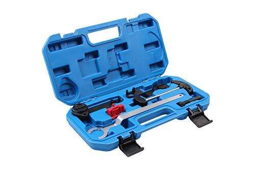 LLCTOOLS Motoreinstellwerkzeug Zahnriemen kompatibel mit Motoren 1.0 MPi 1.2 1.4 TSI