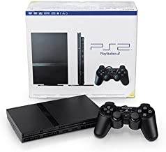PlayStation 2 Slim Console PS2 (Renewed)
