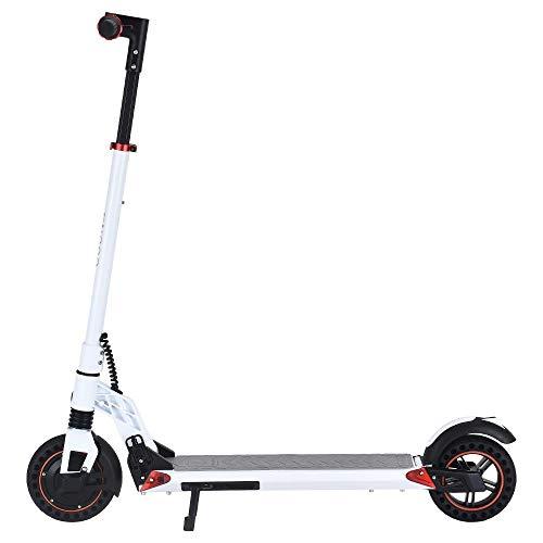 KUGOO S1 Plus Patinetes Eléctricos, Scooter Eléctrico Plegable E-Scooter de Cercanías -...